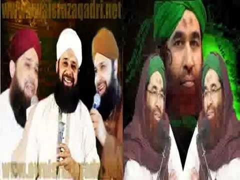 Chamak Tujh Say Patay Hain by Owais Raza Qadri and Ameer-e-AhleSunnat