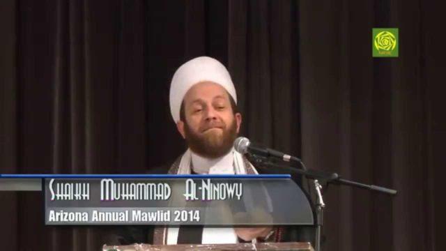 He who found Allah Mawlid, Milad (2014)- Shaykh Dr. Muhammad al Ninowy (English)